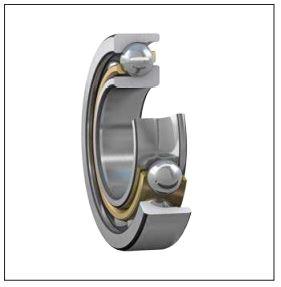 Angular contact bearing
