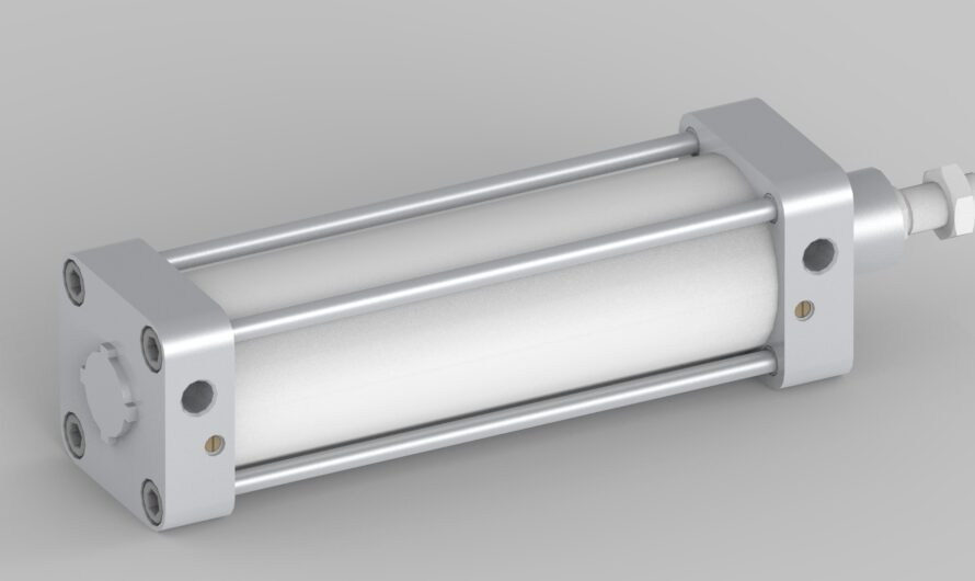 Pneumatic cylinder output force calculations | Pneumatic cylinder selection guide